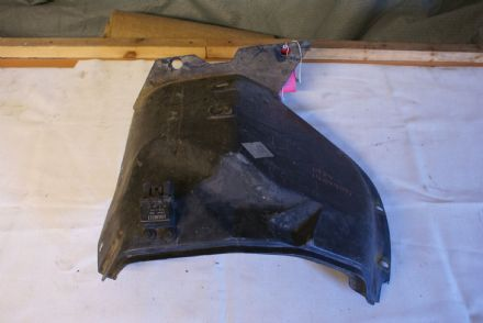 1984-1987 Corvette C4,Front Left Inner Wheelhouse Inner Rear,Used Fair